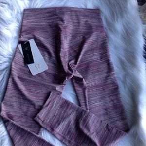 lululemon athletica Pants - NWOT Lululemon high times 7/8 leggings size 6